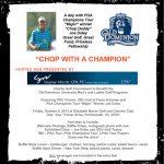 charity golf tournament ODU